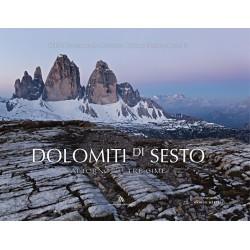 THE SESTO DOLOMITES, around of the Tre Cime
