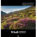 Calendar 2017 Friuli Natura da vivere