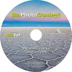 DVD BioPhotoContest 2015 - Deserts, rocks and screes
