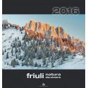 Calendar 2016 Friuli Natura da vivere