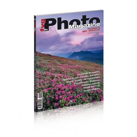 BioPhotoMagazine, friuli natura da vivere