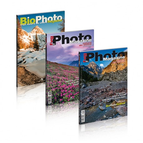 BioPhotoMagazine - Abbonamento